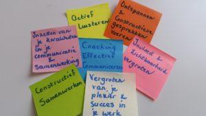 coaching effectief communiceren en samenwerken, coach Leiden